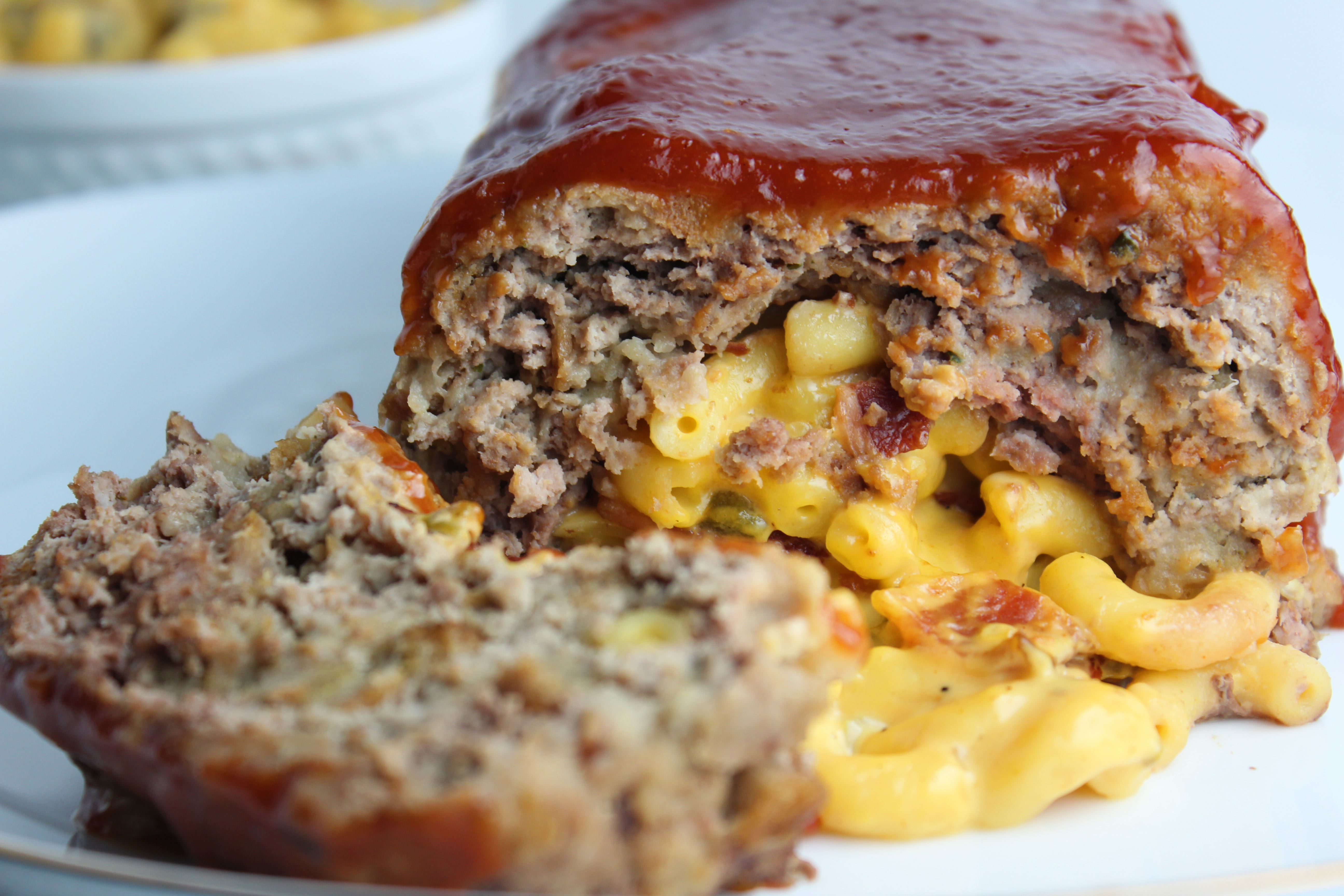 12+ Bacon And Cheese Stuffed Meatloaf Recipe Gif